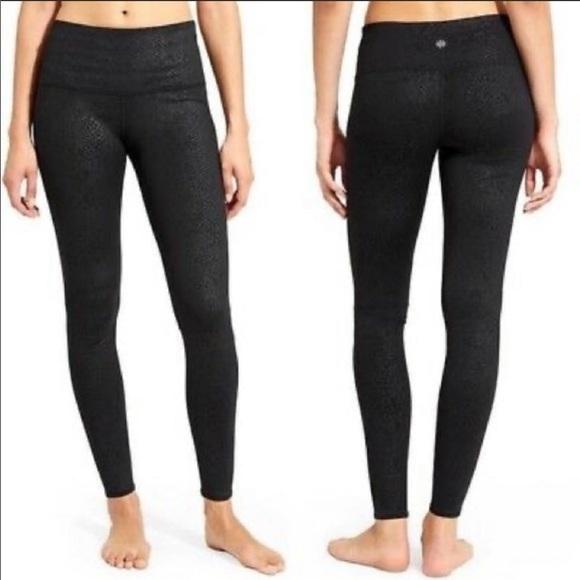 Athleta black leggings